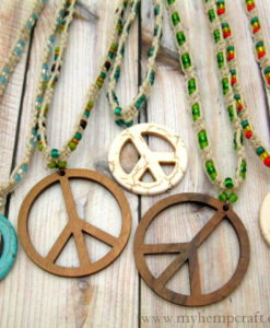 Hemp Necklaces