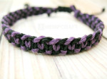 purple hempcraft bracelet (1)