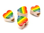 rainbow heart beads HempCraft -website