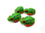 tree frog beads HempCraft -website