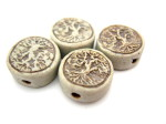 tree of life 12mm ceramic beads HempCraft - website
