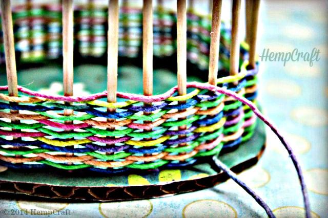 Crafts Using Hemp Cord