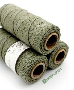 Sage green hemp cord (1)