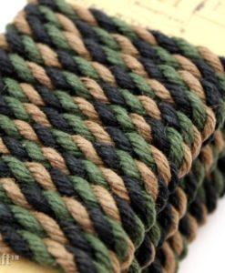 Camo colored hemp rope 6mm (1)