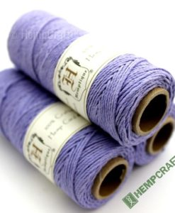 Dyed Hemp Cord, Colored Hemp Twine, HempCraft (35)