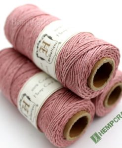 Dyed Hemp Cord, Colored Hemp Twine, HempCraft (45)