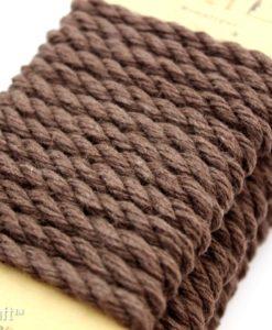 brown colored hemp rope 6mm (1)