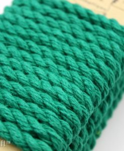 green colored hemp rope 6mm (4)