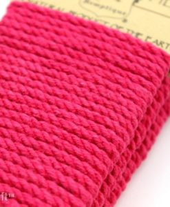 pink colored hemp rope (2)