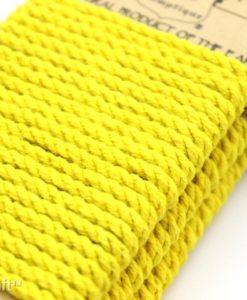 yellow colored hemp rope (3)