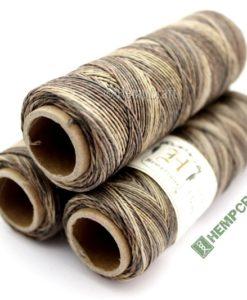 earthy hemp twine Micro Macrame cord (1)