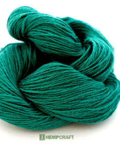 100% premium green hemp yarn!