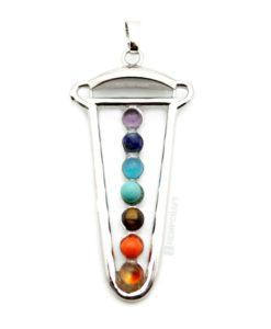 Chakra Gemstone Pendant