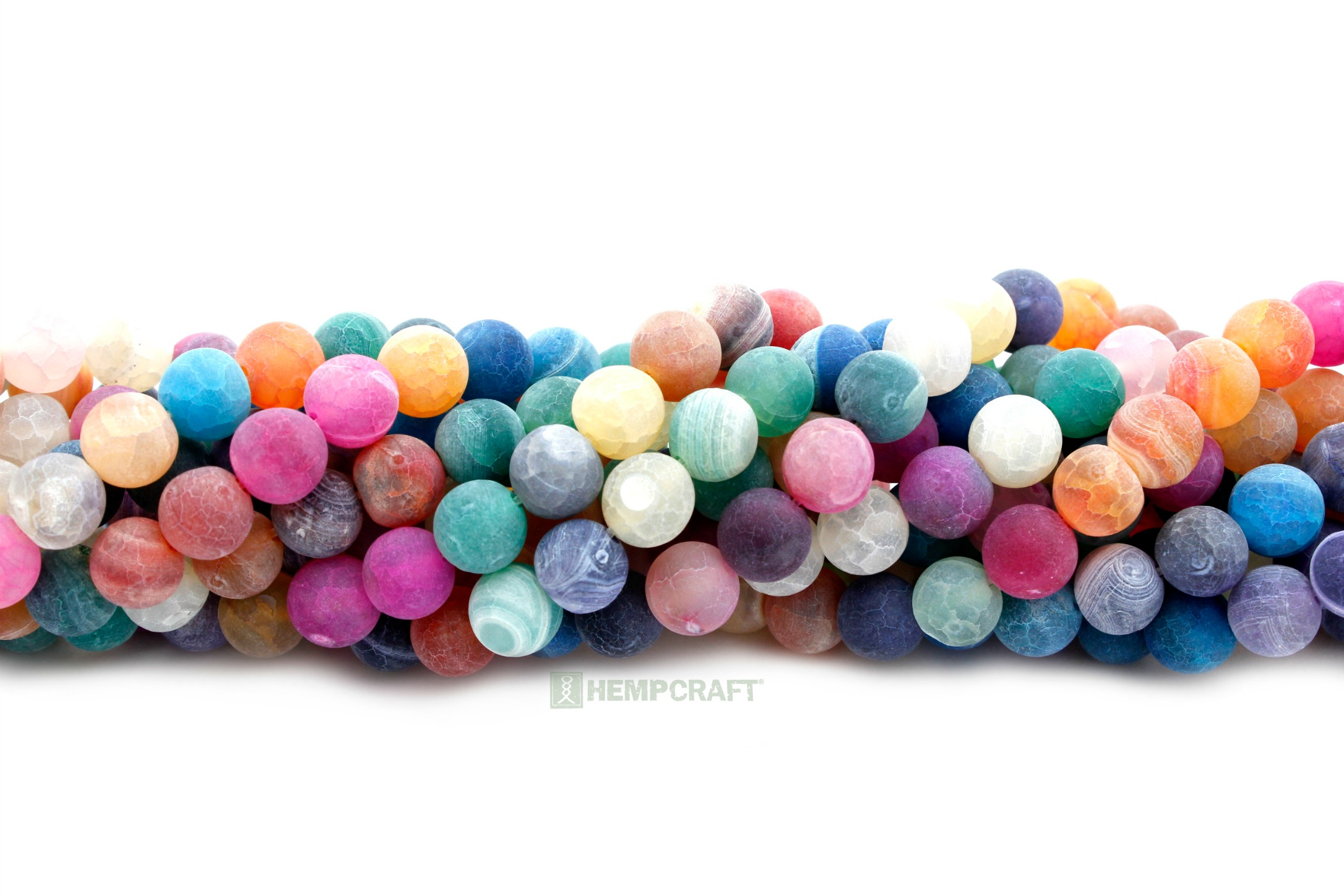 Frosty Beads