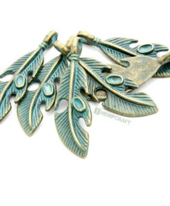 feather charms (1)