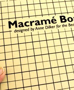 Macrame Knotting Boards